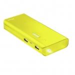 Power bank primo 10000 mah giallo