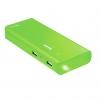 Powerbank primo 10000 mah verde (22748)