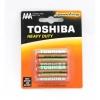 Batterie zinco carbone ministilo r03kg aaa conf.4 pz ( r03kg bp-4tgte ss)