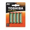 Batterie zinco carbone stilo r6kg aa conf.4 pz (r6kg-bp-4c)
