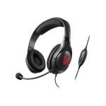 Cuffia con microfono hs-810 sb blaze gaming (70gh032000000)