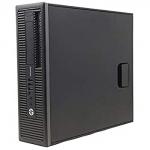 Pc elitedesk 800 g1 sff intel core i5-4590 8gb 256gb ssd - ricondizionato - gar. 12 mesi