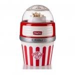 Macchina per popcorn xl party time rosso (2957)