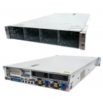 Hp server dl380p g8 2*e5-2640 6c 128gb 8*600gb p420i 2*750w ric.