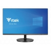 "Pc aio itek 24"" fhd ips i3-10100 8gb ssd 250gb wifi bt webcam"