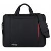 Borsa notebook 15,6 in tessuto black con tracolla tecno bag-10
