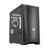 Case m-atx masterbox mb311l cooler master no psu lat trasp.black
