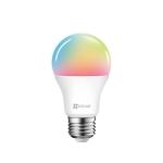 Lampada led smart lb1-color rgb e27 2700/6500k 806lm 8w - alexa e google home