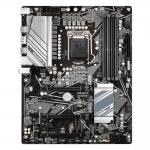 Main board gigabyte ga-z590 d sk1200 4*ddr4 m.2 raid displayport