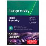 Kaspersky total security gamer mode 2 dispositivi 1 anno ita