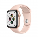 Apple watch se gps 44m alu+pink sand spoband gold regular