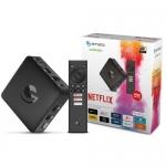 Strong android tv box 4k uhd google assistant e chromecast integrati