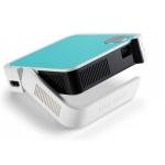 Viewsonic videoproiettore m1 mini plus led wvga,  500:1  hdmi wifi