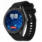Lenovo smartwatch r1 apple health app waterproof black
