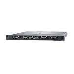 Dell server rack poweredge r440 xeon-s 4210r 10 core 2,4ghz 16gb ddr4 480gb ssd