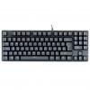 Tastiera gaming itek taurus x50 meccanica switch blu rgb compatt