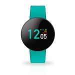 Smartwatch tm-joy-lgr con cardio verde chiaro