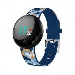 Smartwatch tm-joy-cam5 con cardio camouflage