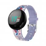 Smartwatch tm-joy-flo2 con cardio celeste