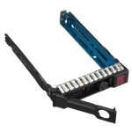 "Hp 2.5"" hdd tray caddy gen8/gen9 rigen."