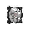 Ventolina case supplementare coolermaster master fan 120mm rgb
