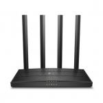 Router wifi ac1900 4p glan tp-link archer c80 ftth/fttb/ethernet