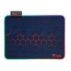 Gaming mouse pad rgb e1 - materiale premium, antiscivolo, massima precisione, rgb con 12 modalit, 350x250x3mm