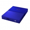 Hd ext 2,5 1tb usb 3.0 wd mypassport wdbynn0010bbl-wesn blue