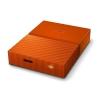 Hd ext 2,5 1tb usb 3.0 wd mypassport wdbynn0010bor-wesn orange