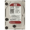 Hd 3,5 2tb sata western digital red 5400rpm 256mb