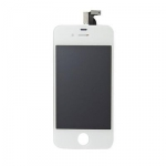 Kit completo touch e display per apple iphone 4 colore bianco