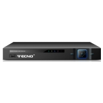 Dvr nvr hvr tecno 8ch tc-5in1-face08 5in1 face detection