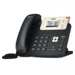 Telefono ip sip-t21p 2 account no alimentatore yealink t2c-t23p