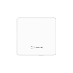 Masterizzatore transcend ext slim usb 2.0 bianco ts8xdvds-w