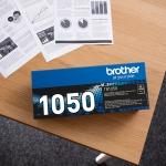 Brother TN-1050 Toner 1000pagine Nero cartuccia toner e laser