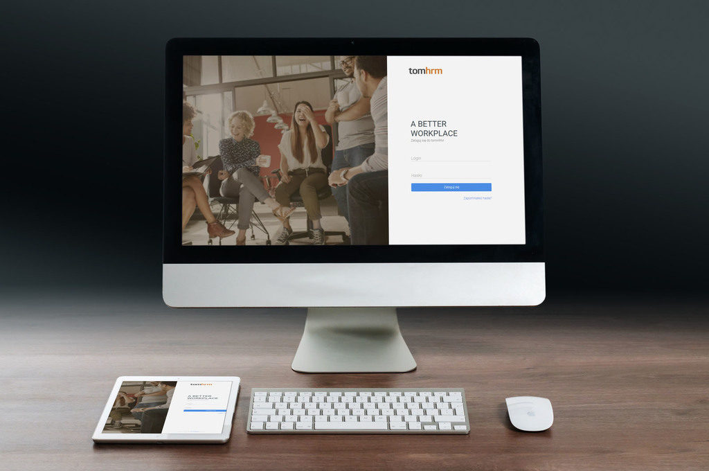 Login_page_tomHRM