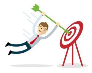 OKR_businessman_goal