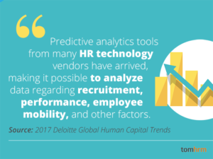 HR Software - analytics tools