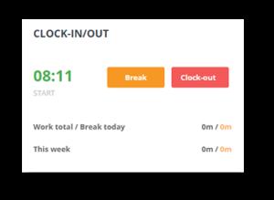 Time Clock & Employee Scheduling Software - HR app