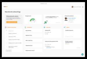 Onboarding pracowników - aplikacja HR