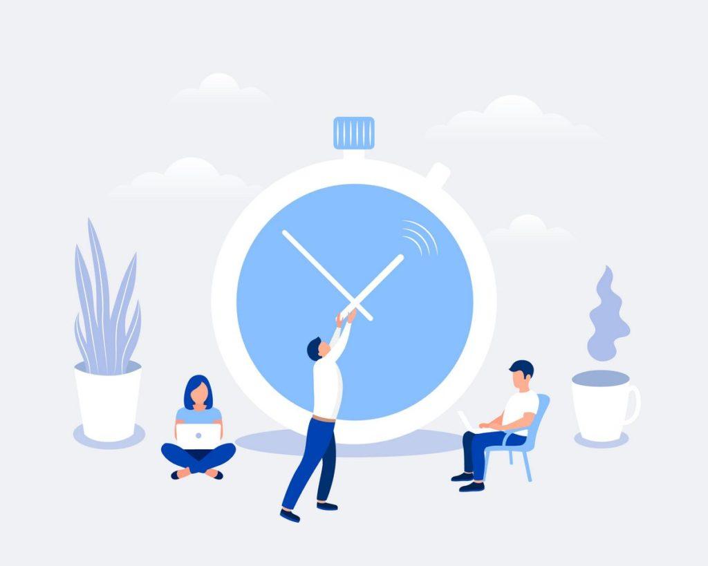Ewidencja czasu pracy - listy obecności