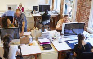 Angażowanie pracowników - intranet dla firm