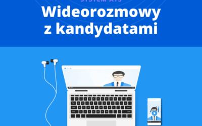 Videorozmowy z kandydatami w systemie ATS