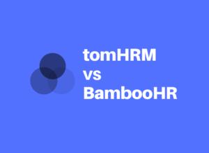 Bamboohr alternative