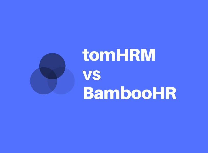 Bamboohr alternative