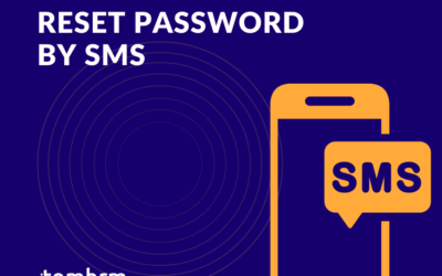 Reset password by SMS -HR Software