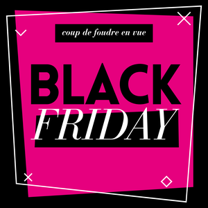 Black friday généraliste rose
