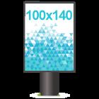 Affiche 100X140