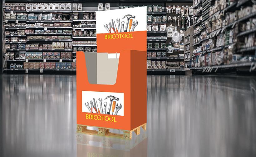 Imprimez vos PLV box de palette