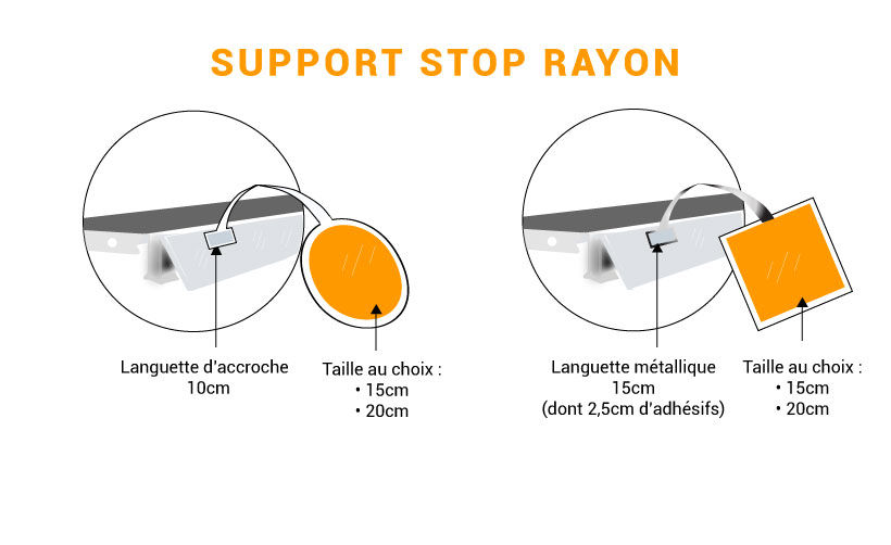 Stop Rayon : impression en ligne